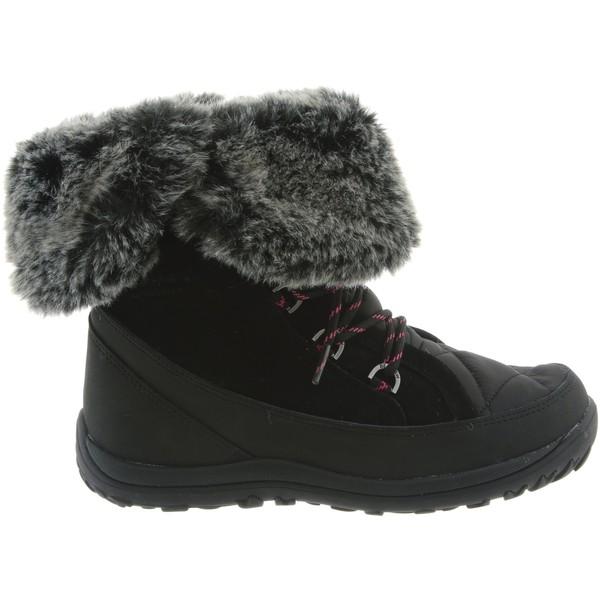 BEARPAW レディース シューズ ブーツ レインブーツ Black [ギフト/プレゼント/ご褒美] 全商品無料サイズ交換 限定品 Whitney Women's II ベアパウ Waterproof Boots Winter