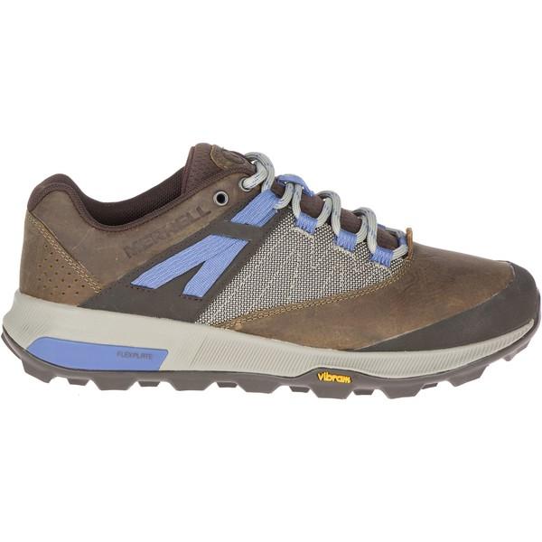メレル レディース ブーツ&レインブーツ シューズ Merrell Women's Zion Hiking Shoes Cloudy
