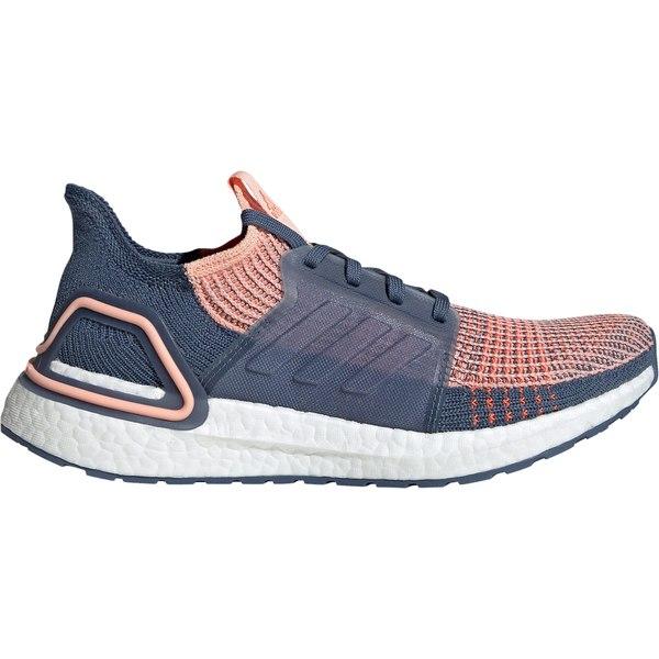 アディダス レディース ランニング スポーツ adidas Women's Ultraboost 19 Running Shoes Orange/Navy