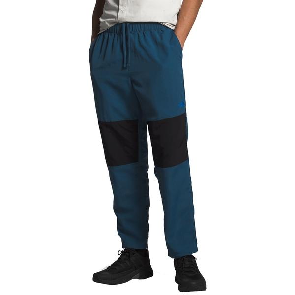 ノースフェイス メンズ カジュアルパンツ ボトムス The North Face Men's Class V 30'' Pants BLUEWINGTEAL/TNFBLACK