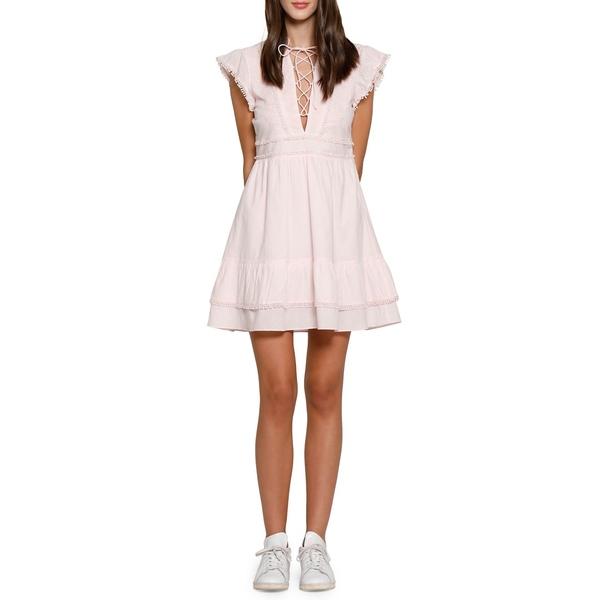 ウォルターベーカー レディース ワンピース トップス トップス Ruby Pink ワンピース A-Line Miini Dress Pink, オオサカシ:7b80e8fc --- officewill.xsrv.jp