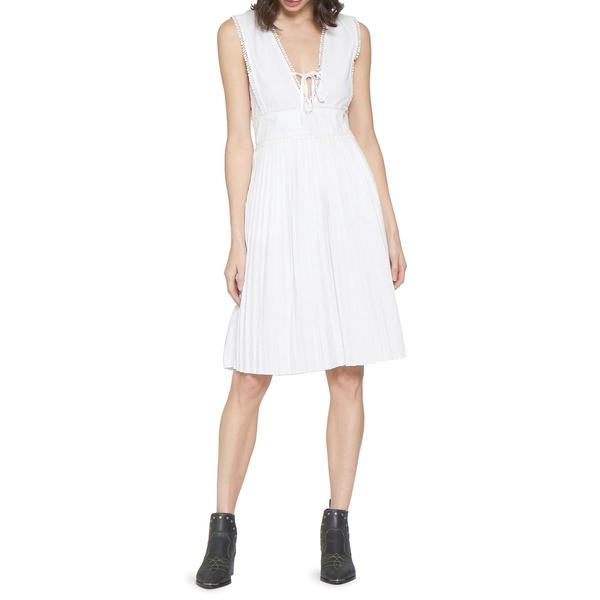 ウォルターベーカー A-Line レディース Off ワンピース トップス Selena A-Line Dress Off White White, 時計宝石のヨシイ:3decbe7e --- officewill.xsrv.jp