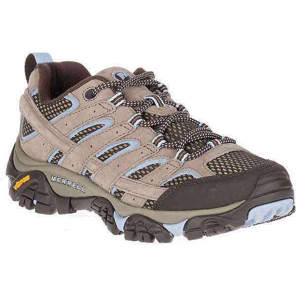 メレル ディスカウント レディース スポーツ ハイキング Brindle 全商品無料サイズ交換 Women's Vent 輸入 2 MOAB Merrell Shoe