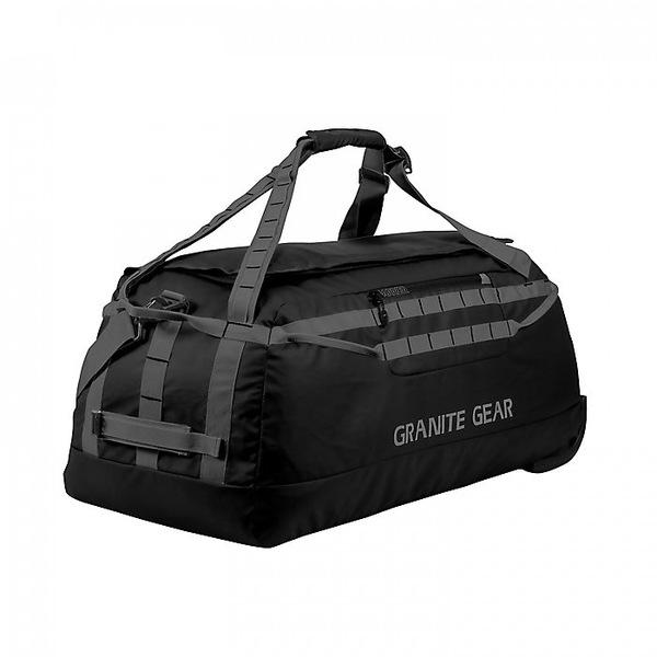 グラナイトギア レディース ボストンバッグ バッグ Granite Gear 30IN Packable Duffel Black/Flint