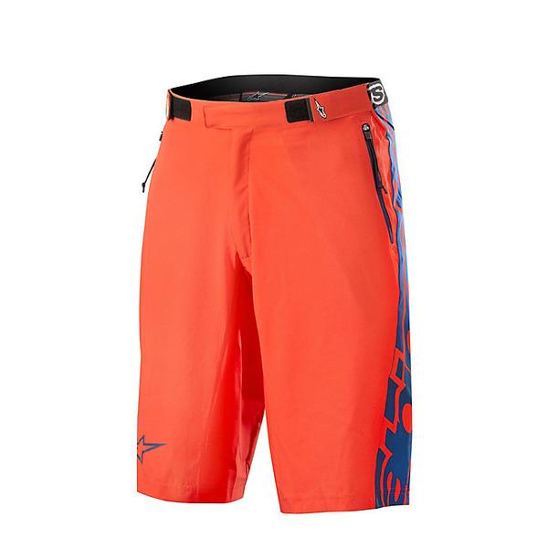 アルパインスターズ メンズ ハーフ&ショーツ ボトムス Alpine Stars Men's Mesa Short Energy Orange / Poseidon Blue