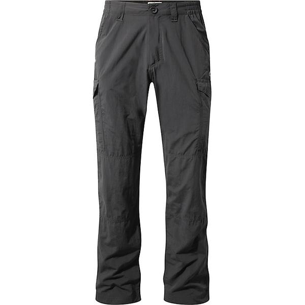クラッグホッパーズ メンズ カジュアルパンツ ボトムス Craghoppers Men's NosiLife Cargo Trouser Black Pepper