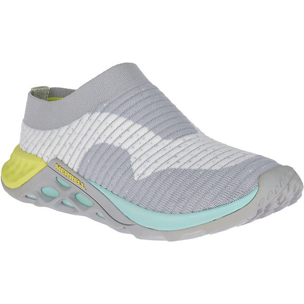 メレル レディース スニーカー シューズ Merrell Women's Range Slide AC+ Shoe Glacier Grey