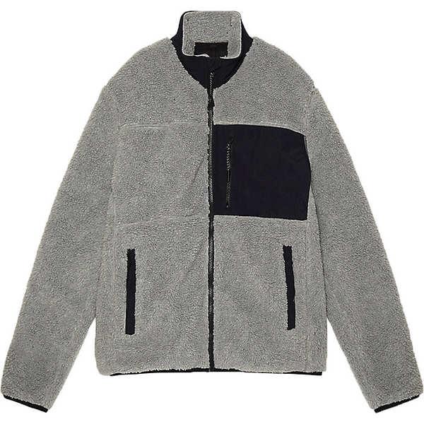 ペンフィールド メンズ ジャケット&ブルゾン アウター Penfield Men's Mattawa Fleece Jacket Grey