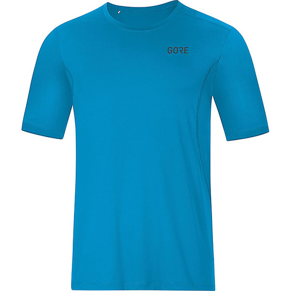 ゴアウェア メンズ サイクリング スポーツ Gore Wear Men's Gore R3 Shirt Dynamic Cyan