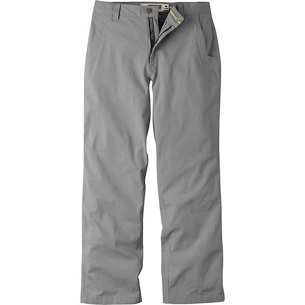 マウンテンカーキス メンズ カジュアルパンツ ボトムス Mountain Khakis Men's All Mountain Relaxed Fit Pant Gunmetal