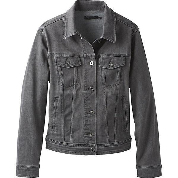 プラーナ レディース ジャケット&ブルゾン アウター Prana Women's Abbot Jacket Grey Denim