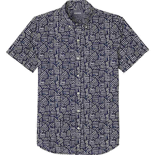 ボノボス メンズ シャツ トップス Bonobos Men's Riviera Shirt Scratch Board - Starry Sky