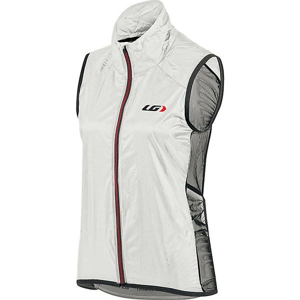 イルスガーナー レディース ジャケット&ブルゾン アウター Louis Garneau Women's Speedzone X Lite Vest White / Black