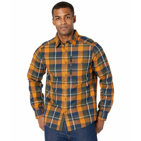 Forest Fjallglim フェールラーベン メンズ シャツ Deep トップス Shirt