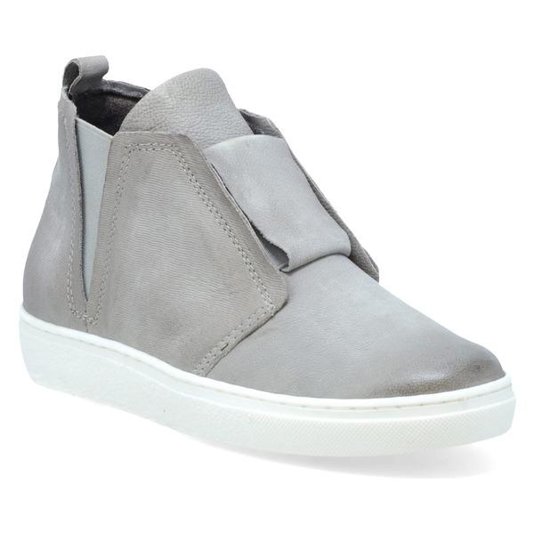 ミズムーズ レディース スニーカー シューズ Miz Mooz Laurent High Top Sneaker (Women) Glacier Leather