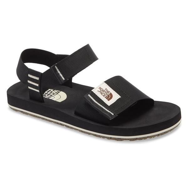 ノースフェイス レディース サンダル シューズ The North Face Skeena Sandal (Women) Tnf Black/ Vintage White
