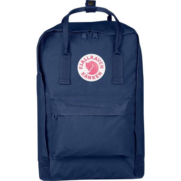 フェールラーベン メンズ バックパック・リュックサック バッグ Fjllrven Knken 15-Inch Laptop Backpack Royal Blue