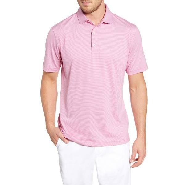 ジョニーオー メンズ ポロシャツ トップス johnnie-O Lyndon Classic Fit Polo Caliente