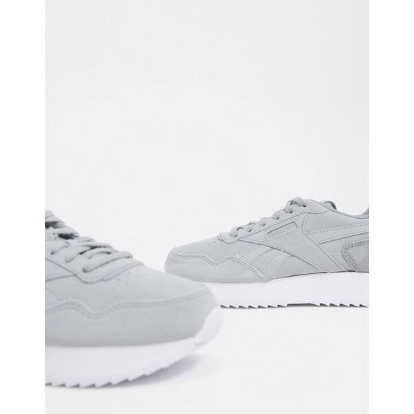 リーボック レディース スニーカー シューズ Reebok Classics Harman Run sneakers in true gray & steel True gray