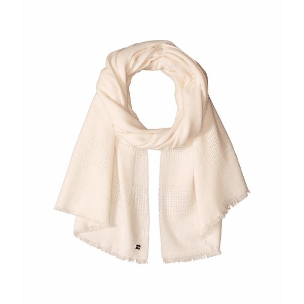 ラルフローレン レディース マフラー・ストール・スカーフ アクセサリー Luxury Texture Wrap - Italy Cream