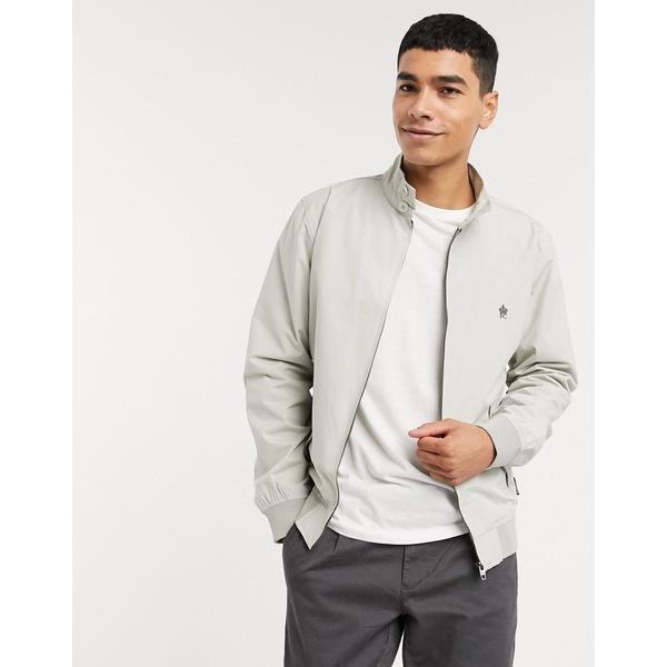 フレンチコネクション メンズ ジャケット&ブルゾン アウター French Connection harrington jacket Stone