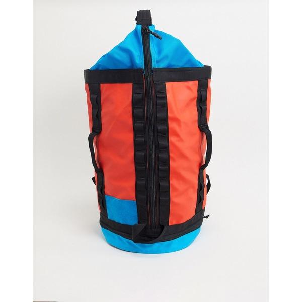 ノースフェイス メンズ バックパック・リュックサック バッグ The North Face Explore Haulaback small backpack in red Fiery red extreme co