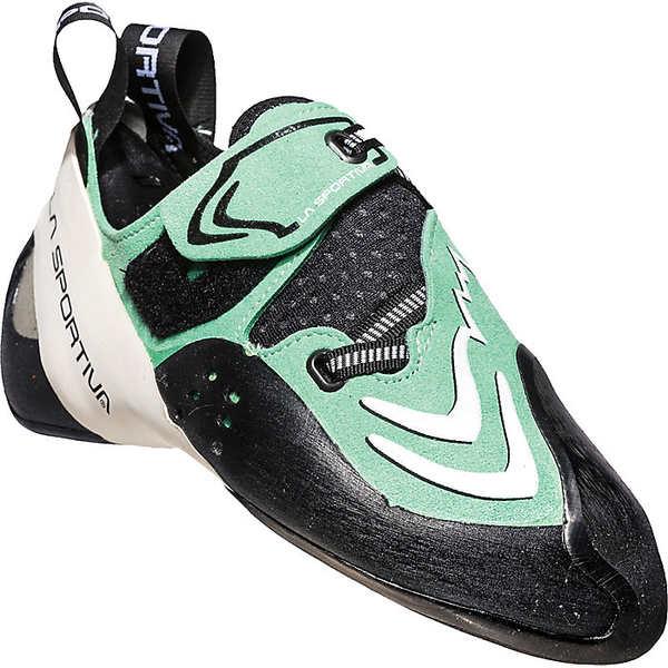 ラスポルティバ レディース サイクリング スポーツ La Sportiva Women's Futura Climbing Shoe Jade Green / White