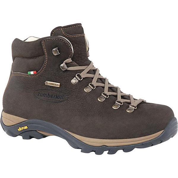 ザンバラン メンズ ハイキング スポーツ Zamberlan Men's 320 Trail Lite EVO GTX Boot Dark Brown