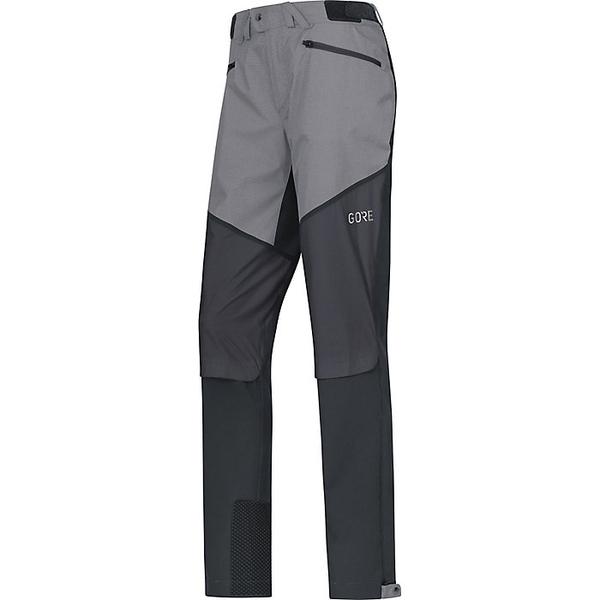 ゴアウェア レディース ハイキング スポーツ Gore Wear H5 Women's Gore Windstopper Hybrid Pant Black / Terra Grey
