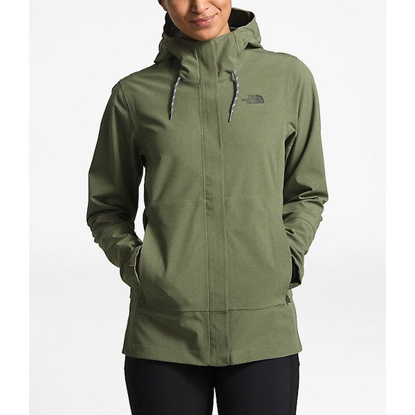 ノースフェイス レディース ジャケット&ブルゾン アウター The North Face Women's Apex Flex DryVent Jacket Four Leaf Clover Heather / Four Leaf Clover Hthr