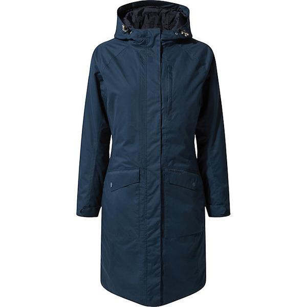 クラッグホッパーズ レディース ジャケット&ブルゾン アウター Craghoppers Women's Mhairi Jacket Loch Blue