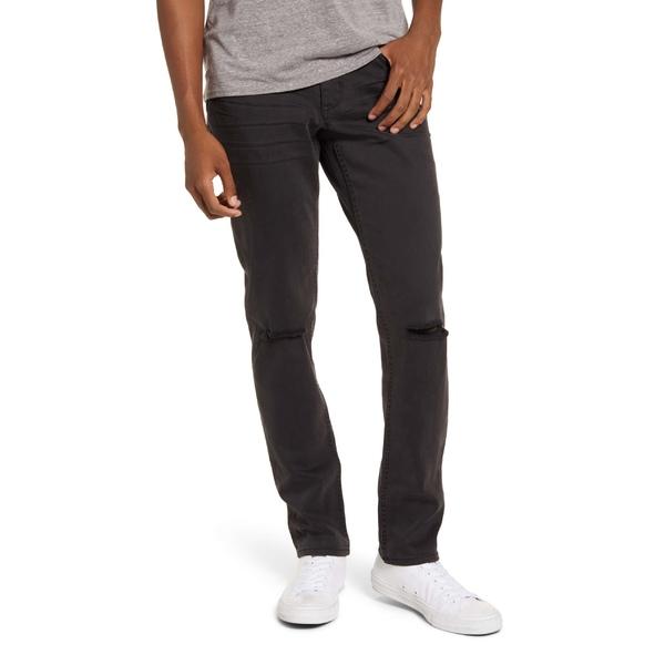 ビーピー メンズ カジュアルパンツ ボトムス BP. Ripped Stretch Skinny Jeans (Black Jason Wash) Black Jason Wash