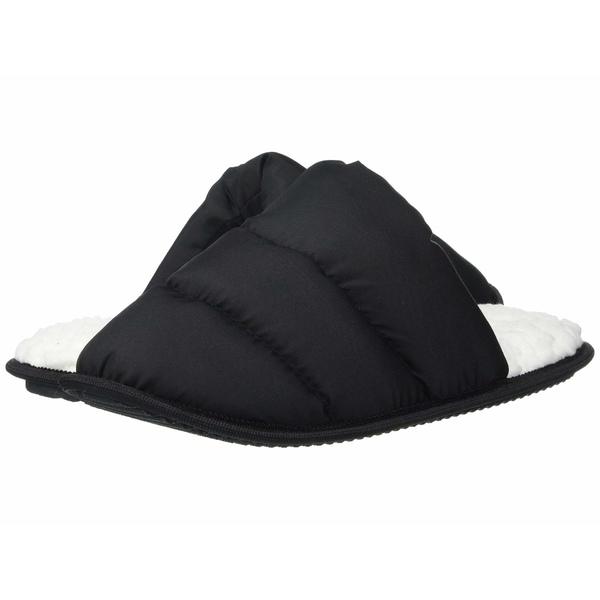 ヒュー レディース サンダル シューズ Puffer Slide Slippers Black