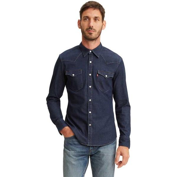 リーバイス メンズ シャツ トップス Levi´s Barstow Western Slim fpzy0116