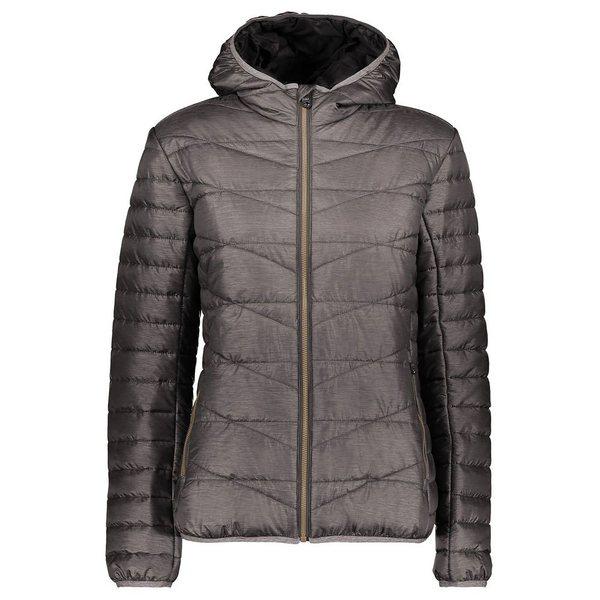 シーエムピー レディース ジャケット&ブルゾン アウター Cmp Thermal Padding Fix fpzy011a