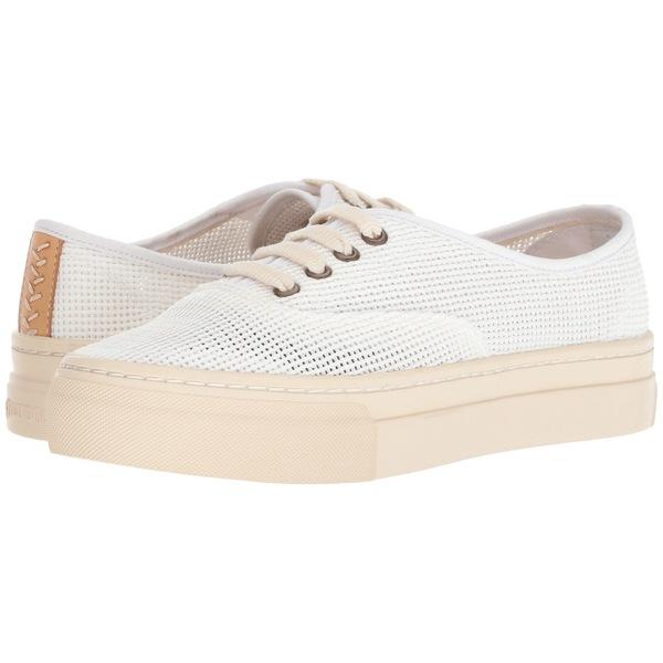 ソルドス レディース スニーカー シューズ Platform Mesh Sneaker White