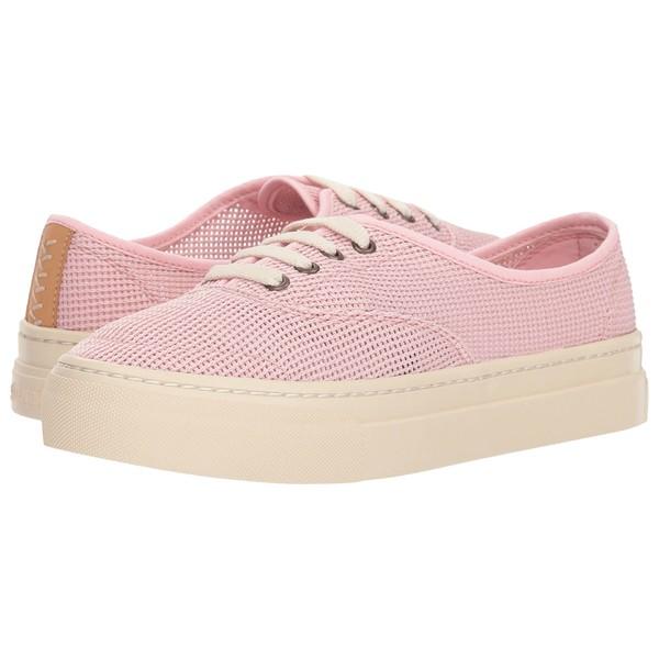 ソルドス レディース スニーカー シューズ Platform Mesh Sneaker Blossom Pink