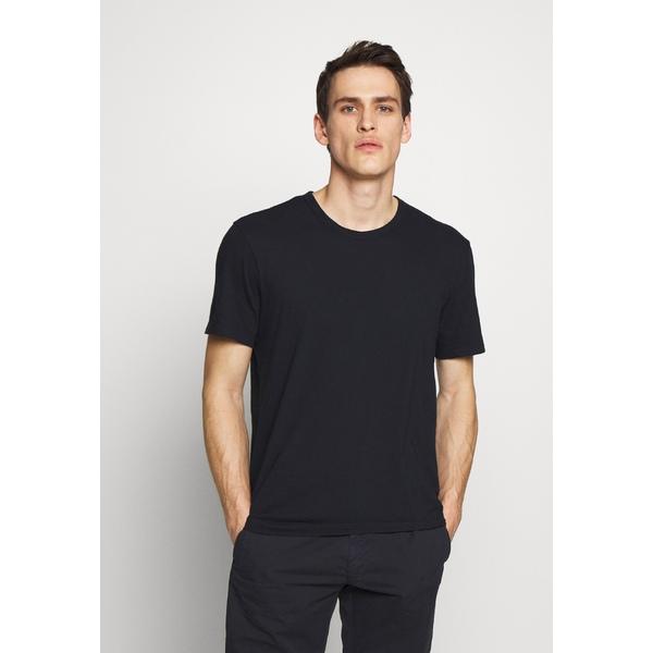 ジェームス パース メンズ トップス Tシャツ dark blue CREW T-shirt - いつでも送料無料 別倉庫からの配送 Basic frxp005c 全商品無料サイズ交換