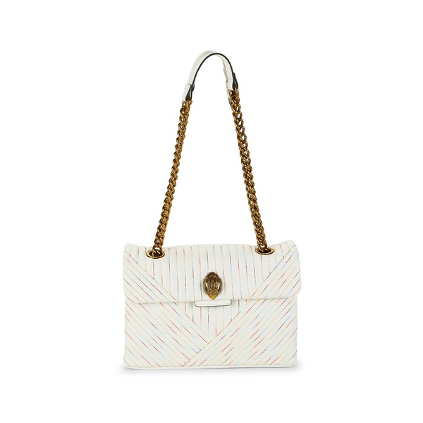 カートジェイガーロンドン レディース ハンドバッグ バッグ Kensington Leather Handbag White
