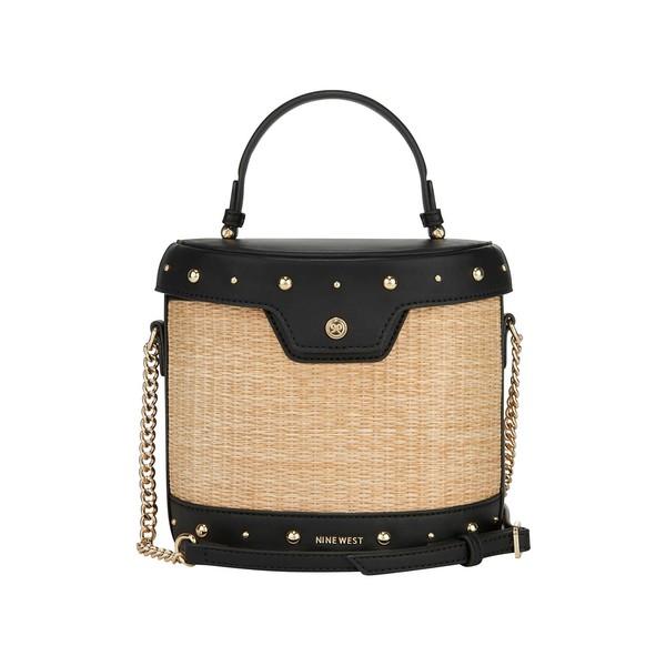 ナインウェスト レディース ショルダーバッグ バッグ Mini Norah Crossbody Bag Natural