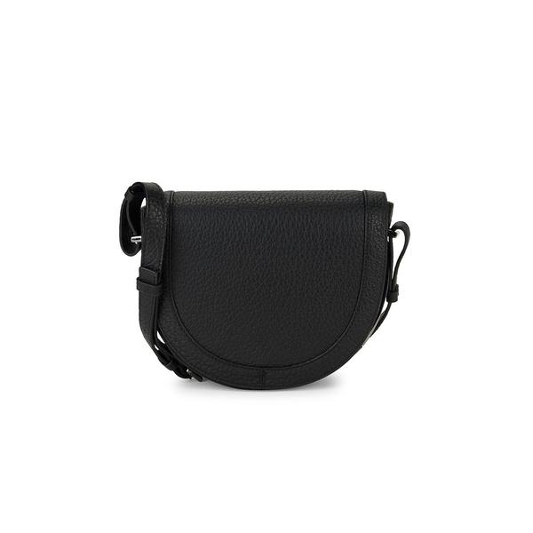 ヴィンスカムート レディース ショルダーバッグ バッグ Clyde Leather Crossbody Bag Noir