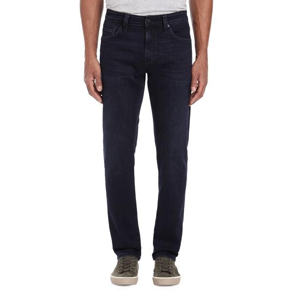 マビ メンズ デニムパンツ ボトムス Zach Straight Deep Indigo Williamsburg Jeans Indigo