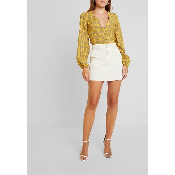 エンヴィ レディース ボトムス スカート gardenia 全商品無料サイズ交換 - 贈り物 skirt SKIRT ENSEVILLA 期間限定の激安セール ftbz0290 A-line