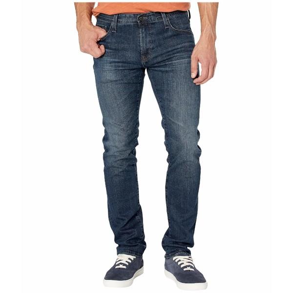 エージー アドリアーノゴールドシュミット メンズ デニムパンツ ボトムス Tellis Modern Slim Leg Jeans in 8 Years Scholar 8 Years Scholar