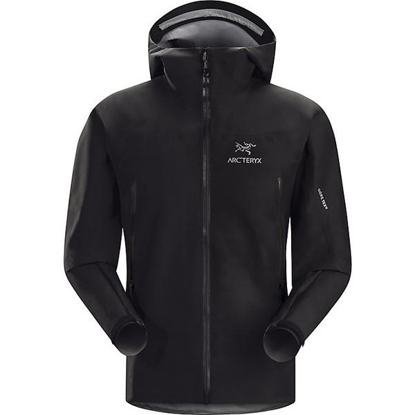 アークテリクス メンズ ジャケット&ブルゾン アウター Arcteryx Men's Zeta LT Jacket Black