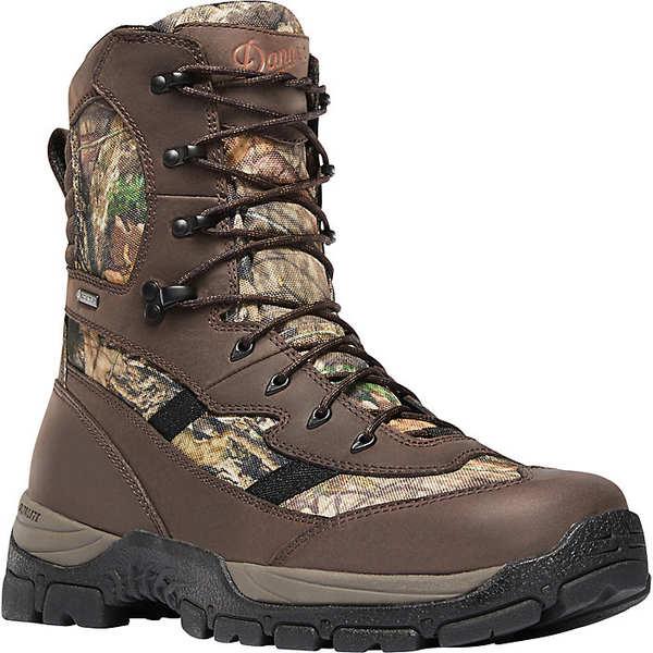 ダナー メンズ ハイキング スポーツ Danner Men's Alsea 8IN Boot Mossy Oak Break-Up Country