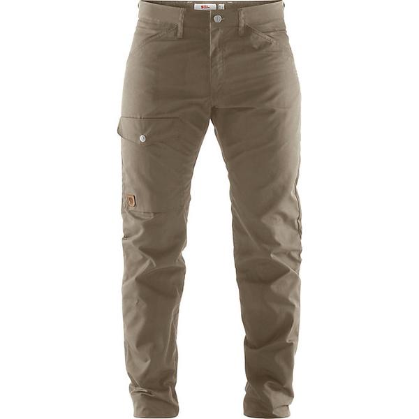 フェールラーベン メンズ ハイキング スポーツ Fjallraven Men's Greenland Jeans Sand Stone
