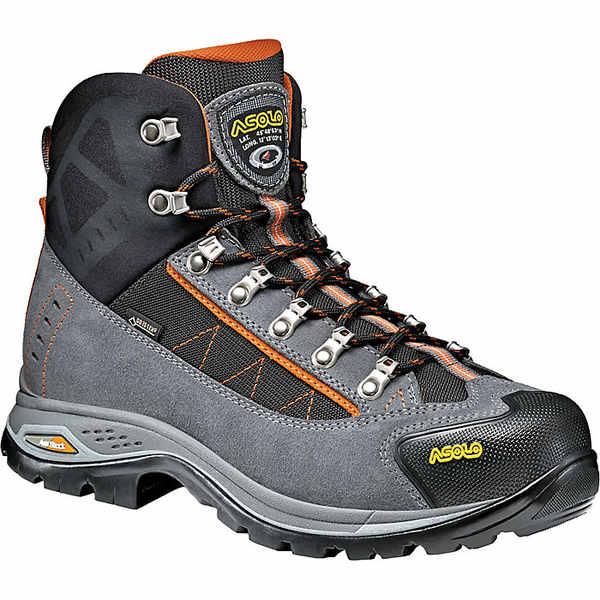 アゾロ メンズ ハイキング スポーツ Asolo Men's Patrol GV Shoe Grey / Black