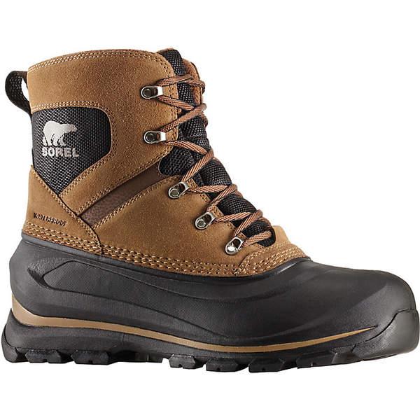 ソレル メンズ ハイキング スポーツ Sorel Men's Buxton Lace Boot Delta / Black