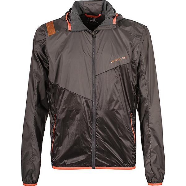 ラスポルティバ メンズ ジャケット&ブルゾン アウター La Sportiva Men's Joshua Tree Jacket Carbon